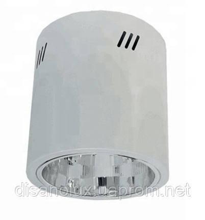 Світильник Стельовий Світильник BL-06 E27 Ф190мм*Н190мм (білий)