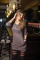 Платье Глубокие карманы-1