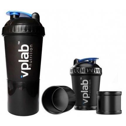 VPLab Shaker Mega Caps PRO 3-х компонентний 600 ml, фото 2