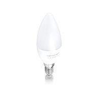Лампа светодиодная LED свеча е14 6вт 4200