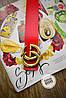 Женский брендовый ремень из кожи в расцветках. ВЕ-4-1118, фото 9
