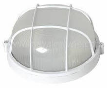 Светильник ЖКХ НПП 04 У-61 (метал/стекло) Антивандальный + LED лампа 9Вт