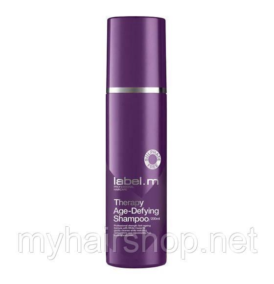 Омолаживающий шампунь LABEL.M Age-Defying Shampoo 200 мл