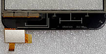 Сенсор (тачскрін) для Fly FS504 Cirrus2, Nomi i504 Dream чорний, фото 3