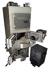 Пеллетный котел с автоудалением золы 20 кВт DM-STELLA, фото 3