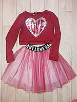 Подростковый нарядный костюм (размер 140;146;152)