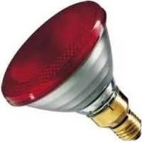 Инфракрасная лампа 175Вт LM202 e27 230V пресованое стекло