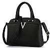 Женская сумка Valentino классическая Черный