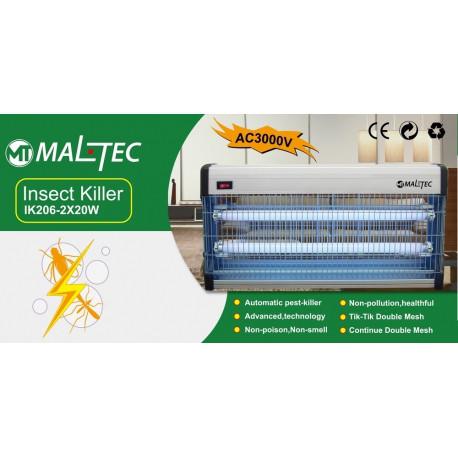 Пастка для МУХ Maltec EGO-02-40Вт