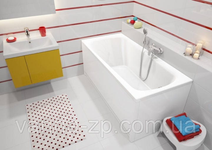 Ванна акриловая Cersanit Nao 70х150