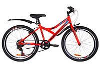 """Велосипед 24"""" Discovery FLINT 2019 (оранжевый )"""