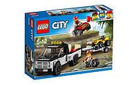 Конструктор LEGO City Гоночная команда 60148, фото 1