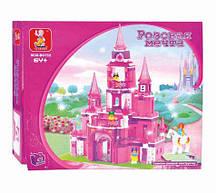 """Конструктор Sluban M38-B0152 """"Замок для принцессы"""", 385 дет."""