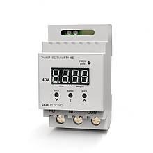 Таймер электронный Deus Electro ТН-40Д недельный 40А одноканальный на DIN-рейку