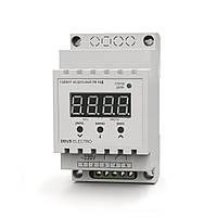 Таймер электронный Deus Electro ТН-16Д недельный 16А одноканальный на DIN-рейку