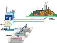 Автономное газоснабжение котельной