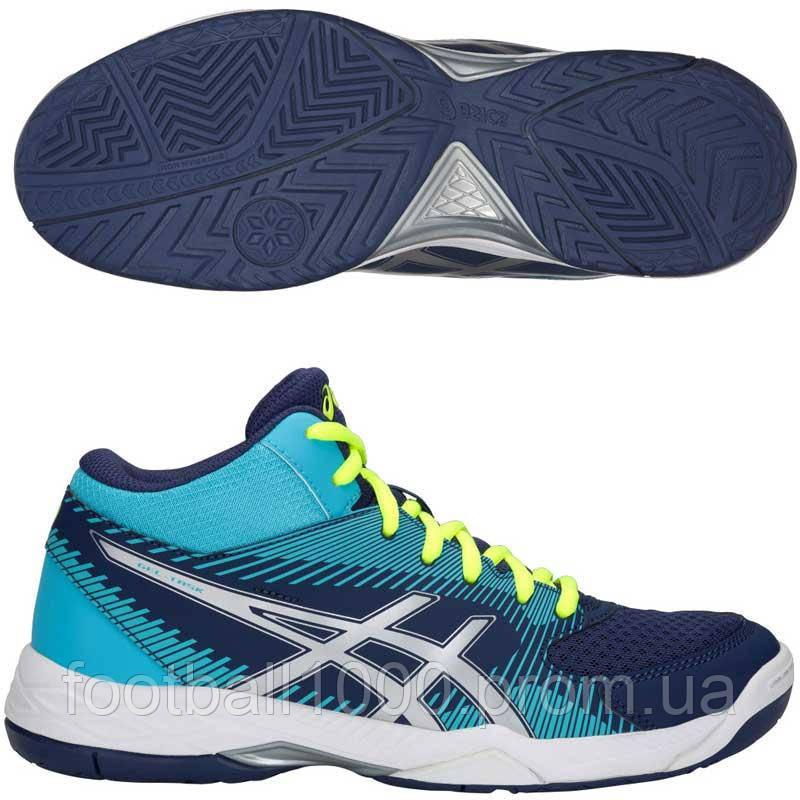 9568e034 Волейбольные кроссовки женские Asics Gel Task MT B753Y-400: продажа ...