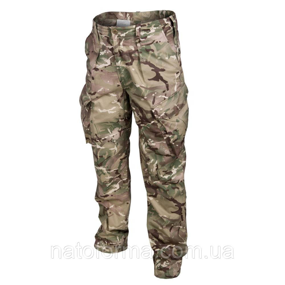 Штаны, брюки, расцветка Multi Terrain Pattern (MTP), армии Великобританнии , оригинал, б/у