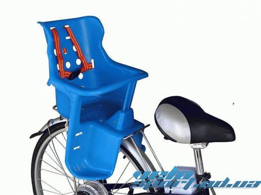 Детское кресло пластиковое