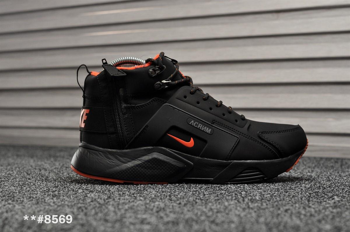 low priced 714fc 75239 Зимние мужские кроссовки Nike Huarache Acronym, Реплика: продажа, цена в  Львове. кроссовки, кеды повседневные от