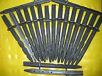 Колышек ( крепежный кол для теплицы и парника ) под тепл. дугу вн.dn-20мм, длина-200мм XIT-PLAST