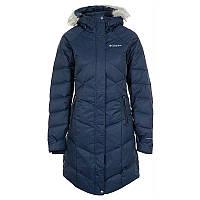 Куртка пуховая Columbia женская CYPRESS LAKE™ MID DOWN JACKET синяя  1820371-464 M 022040a24f9eb