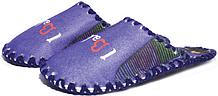 Женские фетровые тапочки 2-36 (размер 38/39)