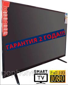 "Телевизор Grunhelm GTV43T2FS 43"" FullHD+Smart TV+WiFi/DVB-T2/DVB-С+2 ГОДА ГАРАНТИЯ"