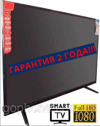 "Телевизор Grunhelm GTV43T2FS 43"" FullHD+Smart TV+WiFi/DVB-T2/DVB-С+2 ГОДА ГАРАНТИЯ, фото 2"