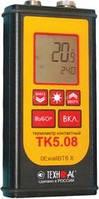 Контактный термометр ТК-5.08 с функцией измерения относительной влажности (взрывозащищенный)