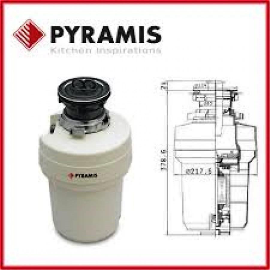 Диспоузер Pyramis Super CPQL-2-55 (измельчитель пищевых отходов)