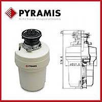 Диспоузер Pyramis Super CPQL-2-55 (измельчитель пищевых отходов), фото 1