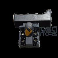 Кнопка для болгарки Evrotec 125/1000 (с блокировкой), фото 1