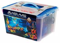 Магнитный конструктор MagPlayer 268 деталей (MPT-268)