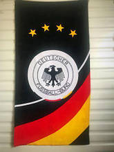 Рушник пляжний Deutscher Fussball-bund