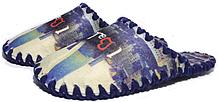 Женские фетровые тапочки 2-37 (размер 40/41)