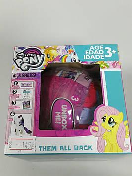 Кукла my little pony с аксессуарами