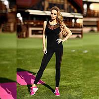 Спортивный комбинезон Sexy Black, фото 1