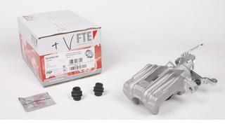 Суппорт тормозной (задний) (L) VW Golf V/VI 03- (d=38mm) (TRW)