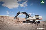 Новий гусеничний екскаватор HIDROMEK HM 490 LC HD (0676906868), фото 2