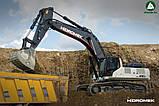 Новий гусеничний екскаватор HIDROMEK HM 490 LC HD (0676906868), фото 6