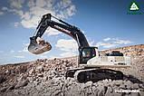 Новий гусеничний екскаватор HIDROMEK HM 490 LC HD (0676906868), фото 4
