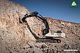 Новий гусеничний екскаватор HIDROMEK HM 490 LC HD (0676906868), фото 8