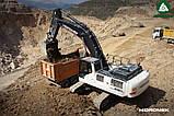 Новий гусеничний екскаватор HIDROMEK HM 490 LC HD (0676906868), фото 3
