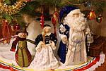 Новогодний декор: кого поставить под елку?