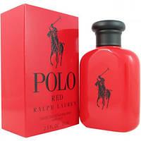 Ralph Lauren Polo Red edt 125 ml (лиц.)
