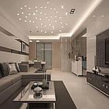 Зеркальные  звезды на потолок,   наклейки на стену (0548333), фото 4