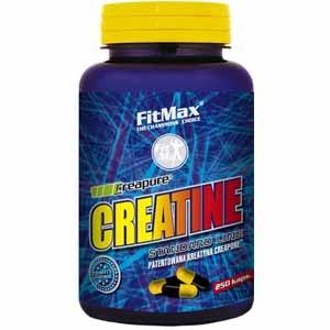 Креатин Creatine Creapure (250 капс.) FitMax