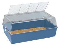 Пластиковая клетка для кроликов и морских свинок Ferplast Duna Multy (71 х 46 х 31 см)