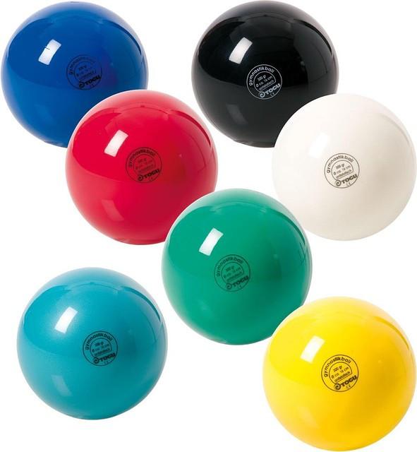 Мяч художественной гимнастики Togu FIG 400 гр, 19 см